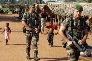 Bangui: une dizaine de Séléka tués mardi par l'armée française