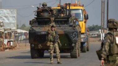 RCA : opération de sécurisation française à Bangui