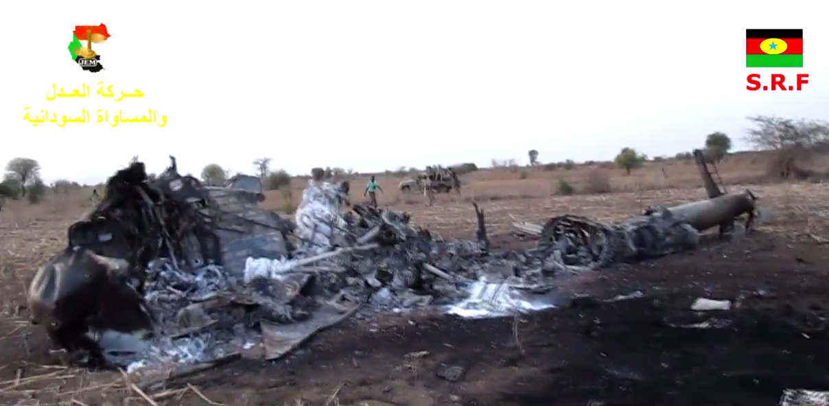 Soudan : les rebelles du MJE abattent un hélicoptère de l'armée