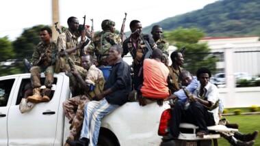 Sur le chemin des armes en Centrafrique