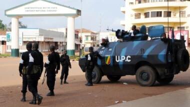 RCA : Violent accrochage entre Casques bleus et un groupe armé à Bangui