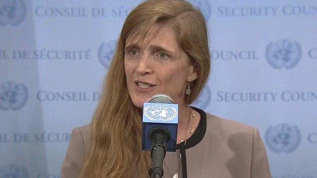 Tchad: la Centrafrique au cœur des discussions entre Idriss Déby et Samantha Power
