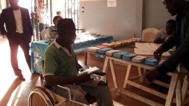 Les pays africains doivent garantir l'accès aux urnes des handicapés