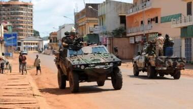 RCA : l'armée française se déploie sur toute l'étendue de Bangui
