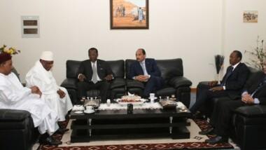 Niger : réunion à Niamey des bailleurs de fonds du G5 du Sahel