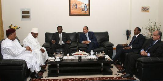 G5 Sahel : que vont faire Cherif Mahamat Zène et général Daoud à Bruxelles ?