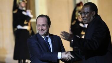 Tchad : Idriss DEBY ITNO reçu à l'Élysée
