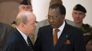 Tchad : le ministre français de la Défense attendu à N'Djamena le 9 février
