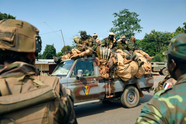 Centrafrique : Human Rights Watch accuse une partie des troupes tchadiennes de complicité de graves exactions