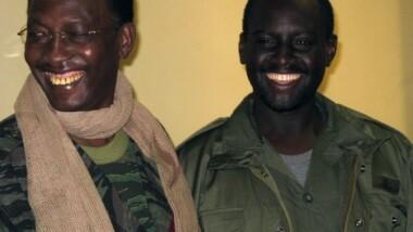 Tchad: l'ancien chef rebelle Mahamat Nour Abdelkérim reçu par le président Idriss Deby Itno