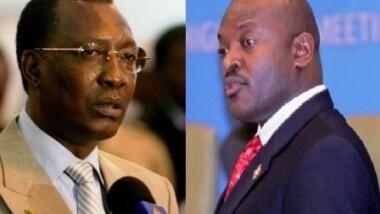 Des émissaires burundais au Tchad pour démentir les rumeurs sur la distribution d'armes