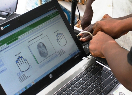 """Tchad : """"pas d'élection sans biométrie et pas de biométrie sans kits d'identification"""" la CPDC"""