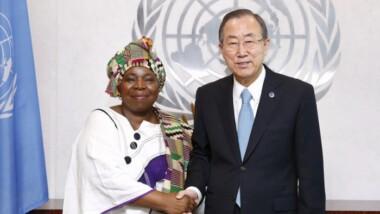 L'UA salue la résolution de l'ONU autorisant une opération de maintien de la paix en Centrafrique