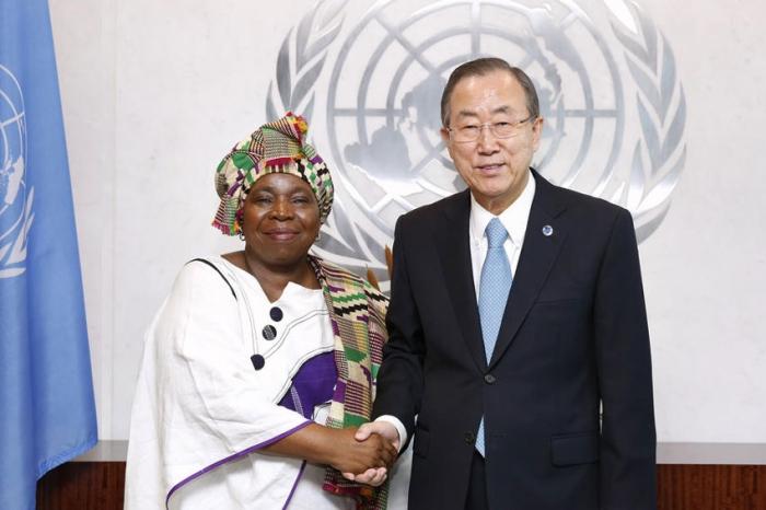 Journée de l'Afrique : Ban Ki-moon met l'accent sur la transformation radicale des infrastructures