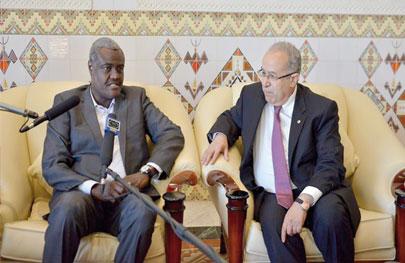 Le Tchad et l'Algérie signent plusieurs accords de coopération