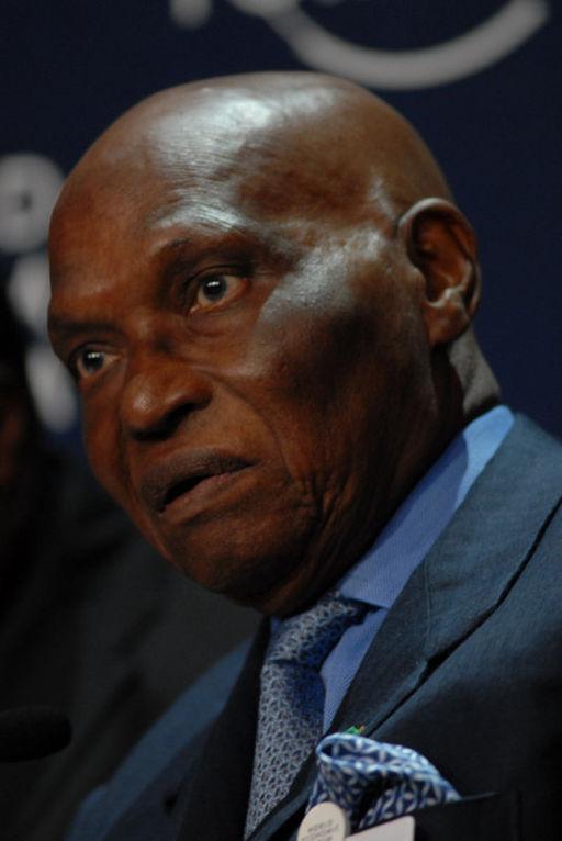 Retour à Dakar de l'ancien président sénégalais Abdoulaye Wade