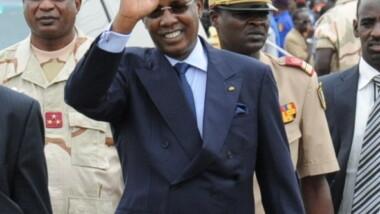 Le président Idriss Déby en Turquie pour le Forum économique Turquie-Afrique