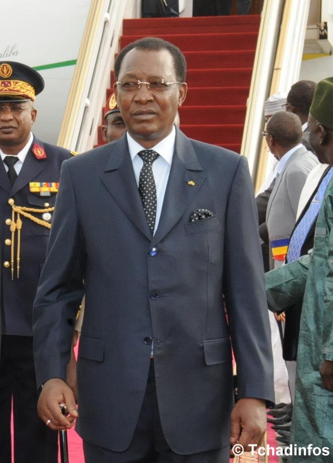 """""""Nous devons renforcer la capacité de l'Afrique à répondre à de nouvelles crises"""" Idriss Deby Itno"""