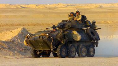 Environ 275 soldats américains seront déployés en Irak