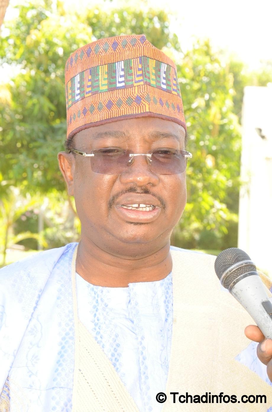"""Tchad : """"les élections prochaines se tiendront […] et le MPS les gagnera toutes."""" Mht Ali Abdallah"""