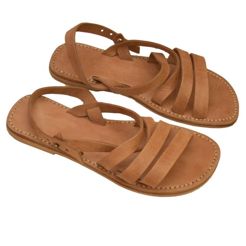 Des sandales en cuir « Made in Tchad »