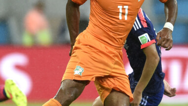 Coupe du Monde 2014: revivez en image le match Côte d'ivoire Vs Japon
