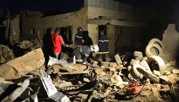 Burkina Faso : 4 morts et 38 blessés dans l'explosion d'un dépôt d'explosifs à Ouagadougou