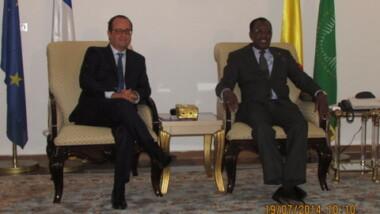 """Attentats au Tchad : """"pas de doute que Boko Haram est responsable"""" François Hollande"""