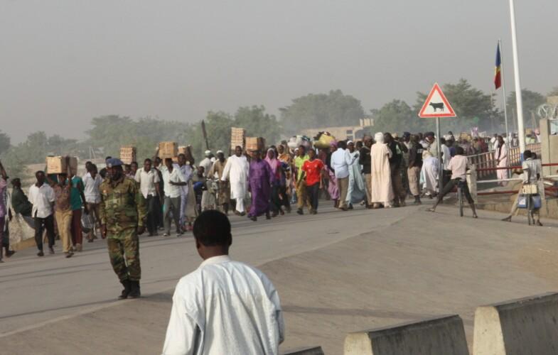Covid-19 : des agents déployés au poste de Ngueli se plaignent de leurs conditions de travail