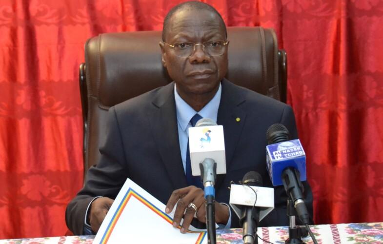 """""""Il s'agit d'un confinement total de la ville de N'Djamena"""", Kalzeubé Payimi Deubet"""