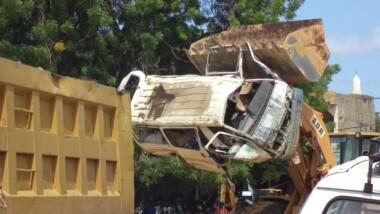N'Djamena : grand ménage au Marché du Mil