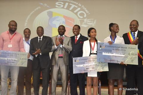 Tchad : quatre jeunes innovateurs africains primés lors du SITIC