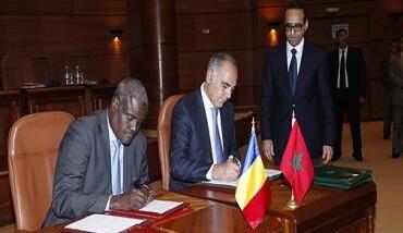 Le Maroc et le Tchad déterminés à renforcer la coopération économique et financière