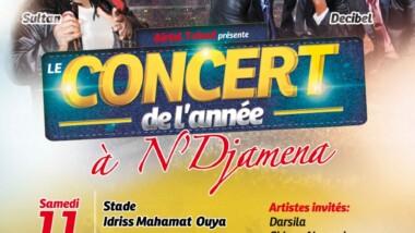 Iyalat : Dj Arafat est arrivé à N'Djamena pour le méga concert d'Airtel Tchad