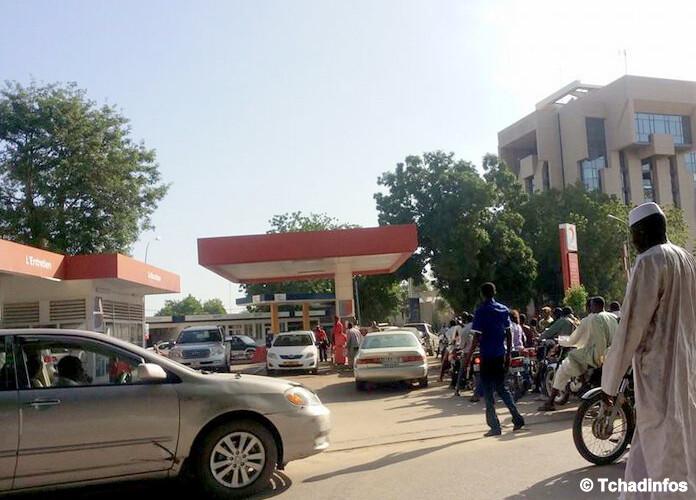 Le Tchadinterdit l'importation des produits pétroliers