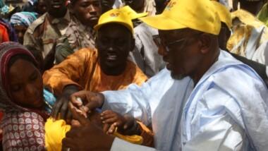 Tchad : nouvelle campagne nationale de vaccination contre la poliomyélite