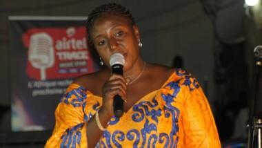 Interview: Eugénie LAOULAYE Présidente de l'association Tchad Mont de Lam et promoteur du festival Mboum