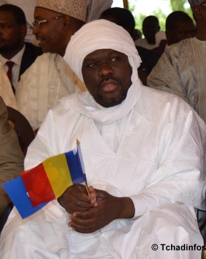 """""""Le Tchad n'est pas le Burkina Faso."""" Hassan Sylla Porte-parole du gouvernement tchadien"""