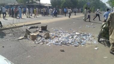 Sécurité : 17 jeunes manifestants arrêtés par la police ce matin