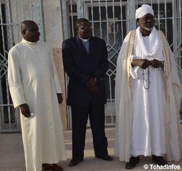 Tchad : prières pour la paix et l'unité nationale