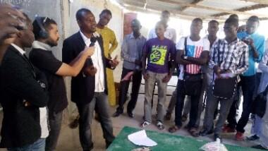 Journalistes et internautes tchadiens contre la fracture numérique