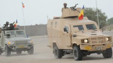 Les USA offrent 60 véhicules blindés à l'armée tchadienne