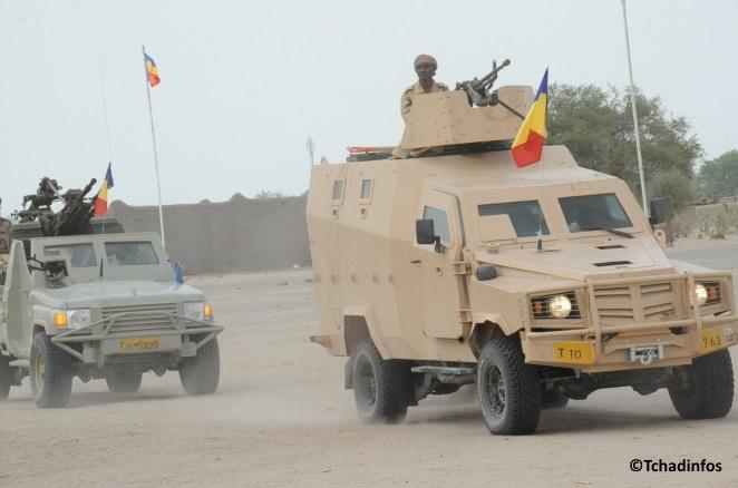 Quiz de la semaine : que savez-vous de l'armée du Tchad ?