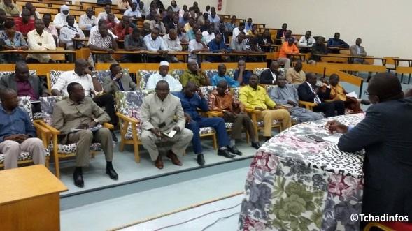 Tchad : avocats, notaires et huissiers en grève
