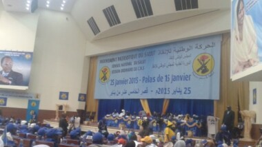 Tchad : session ordinaire du Conseil National du Salut (MPS), rien ne va plus