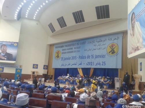 Tchad : session ordinaire du Conseil National du Salut (MPS), rien ne va plus