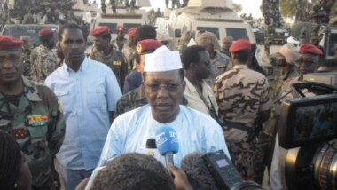 Boko Haram : Attention Idriss Deby arrive !