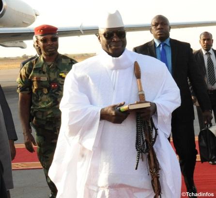 Gambie : Yahya Jammeh s'exile en Guinée équatoriale, après une escale à Conakry