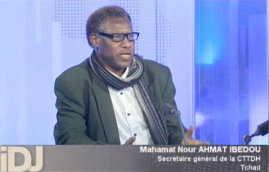 Tchad: la CTDDH se désolidarise de Malick Ibet Ibrahim
