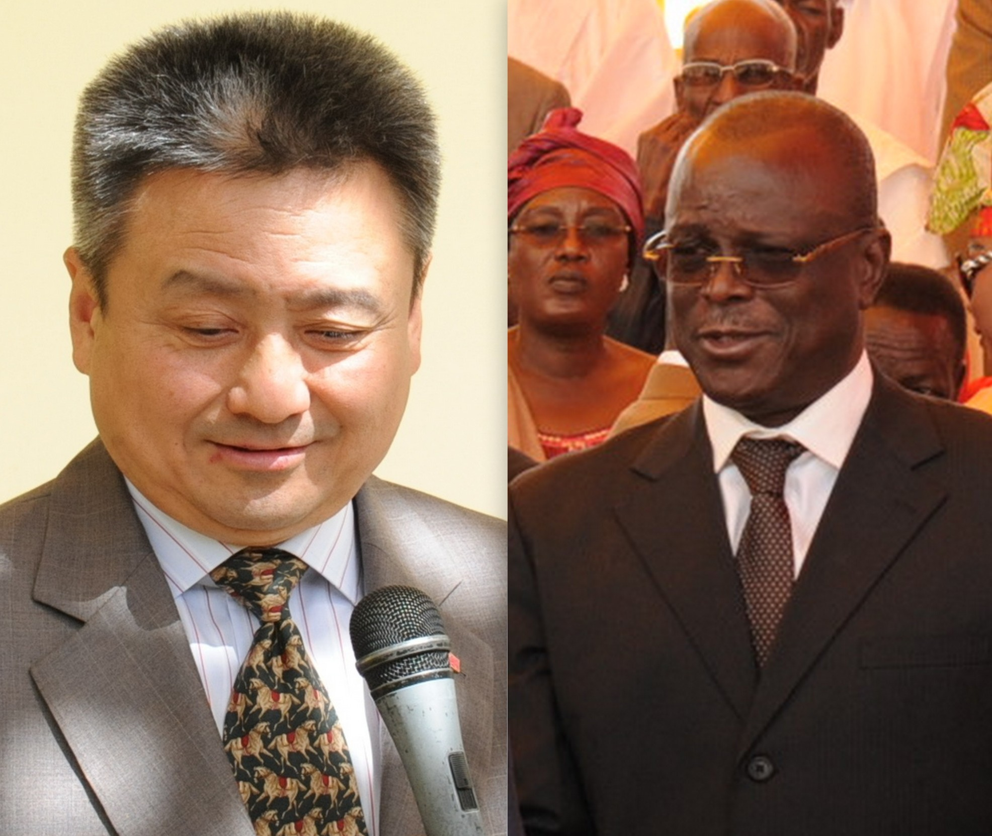 Tchad : l'ambassadeur de Chine félicite le nouveau secrétaire général du parti au pouvoir